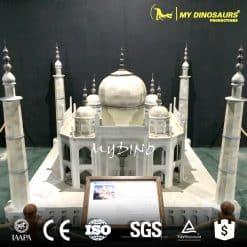 miniature building replicas