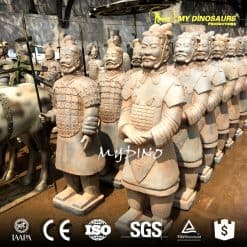 Terra Cotta Warriors Statue