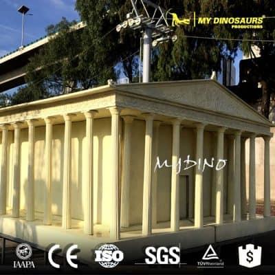 Miniature Parthenon Greece