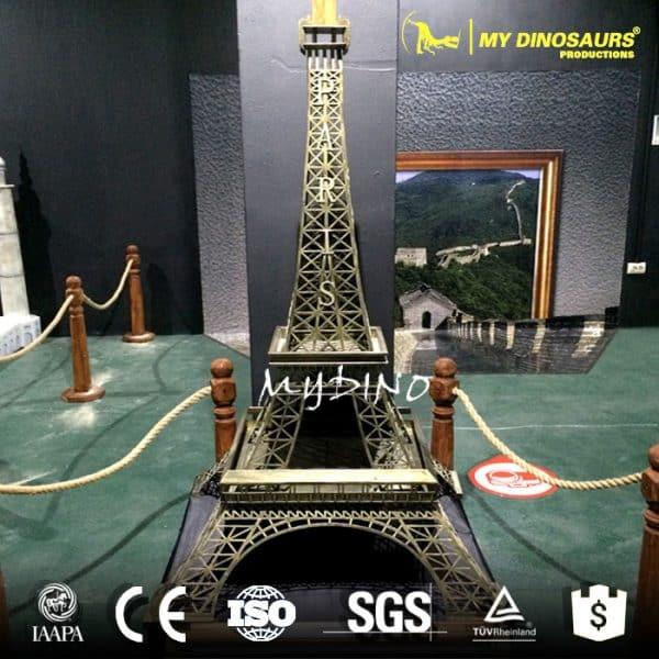 Customizable mini Eiffel Tower For Miniature Park