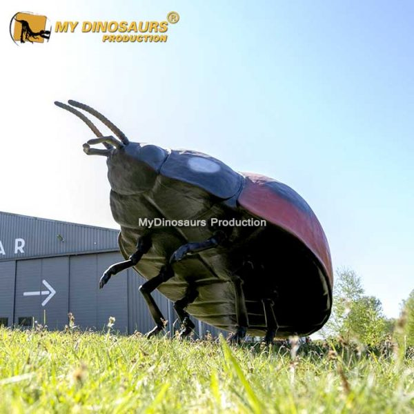 animatronic ladybug 1
