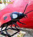animatronic ladybug