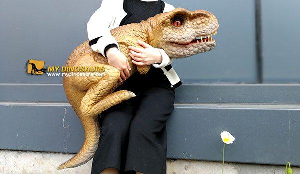 baby dinosaur hand puppet 3