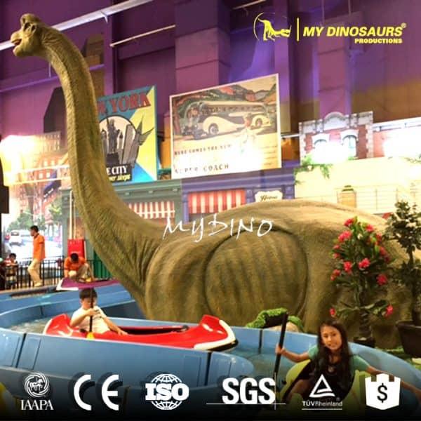 half body brachiosaurus 1