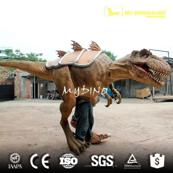 walking dinosaur costume t rex