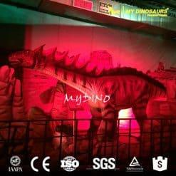 Amargasaurus model 1
