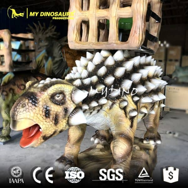 Entertainment Dinosaur Rides