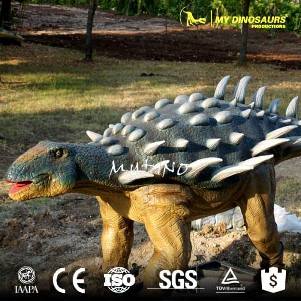 Hylaeosaurus dinsoaur model