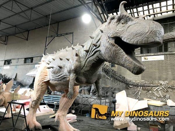animatronic dinosaur uk
