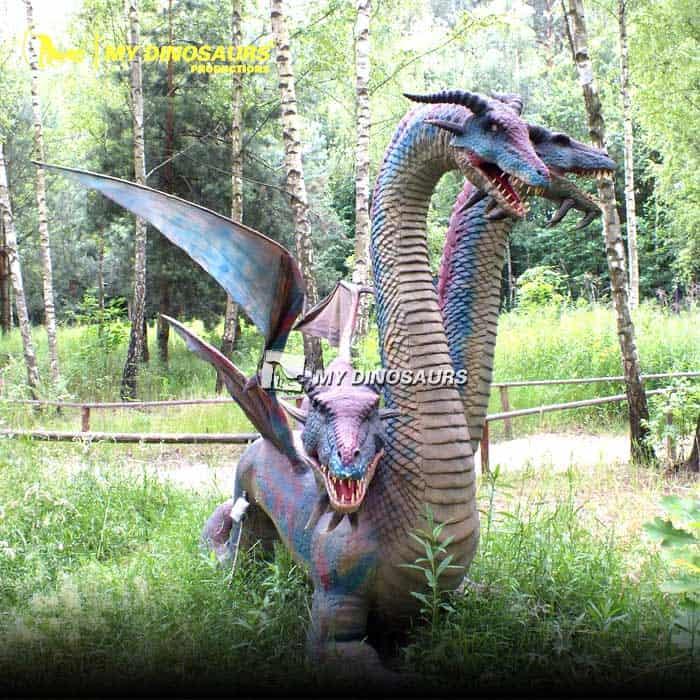 Three headed dragon 1