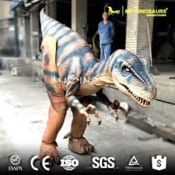 adult raptor dinosaur costume1