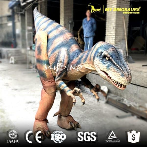 adult raptor dinosaur costume1