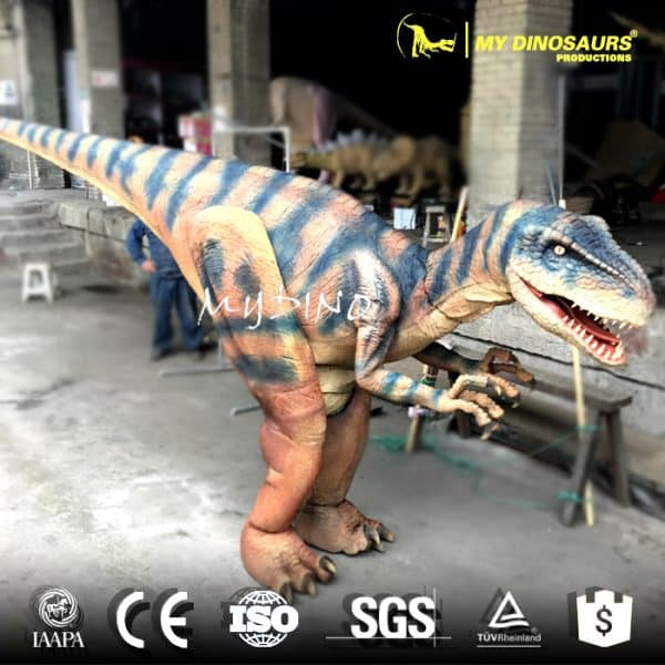 adult walking dinosaur costume for jurassic park1