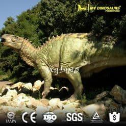 animatronic dinosaur Iguanodon