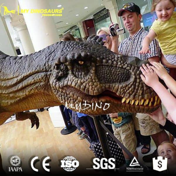 animatronic life size dinosaur costume for sale拷贝