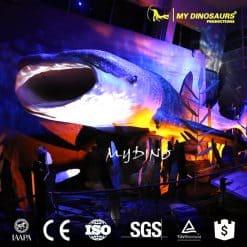 animatronic marine animal