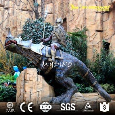 big dinosaur statue 3