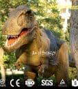 dinosaur animated Tarbosaurus