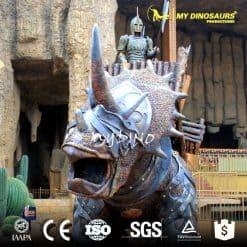 dinosaur sculpture 3d models 4