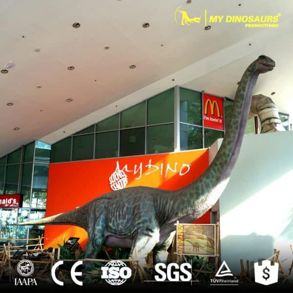 dinosaur show Apatosaurus