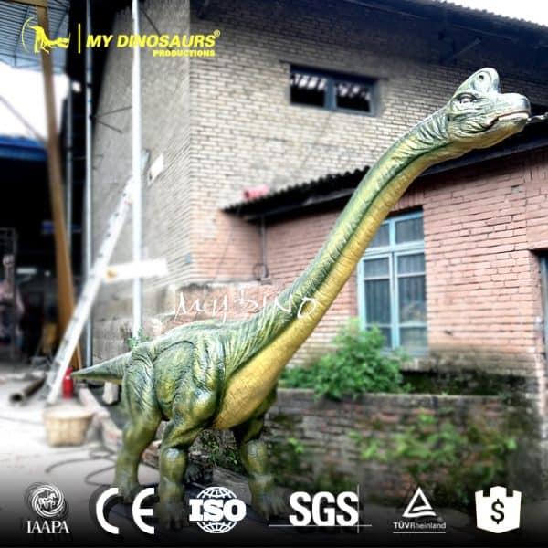 robotic brachiosaurus dinosaur