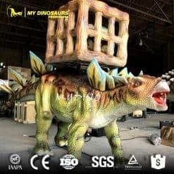 robotic dinosaur rides 1