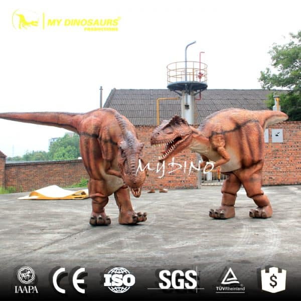 Event Cartoon Dinosaur Costume