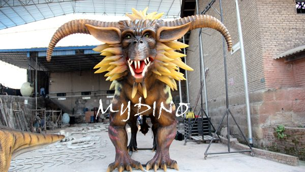 custom made animatronic monster 拷贝