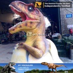 dinosaur dustbin