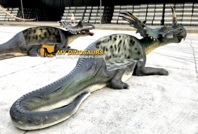 Dinosaur exhibition 1