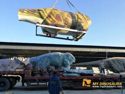 Dinosaur exhibition 2
