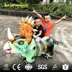 Dinosaur Car 1