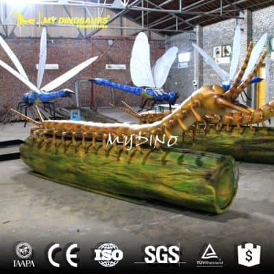 Large size millipede model