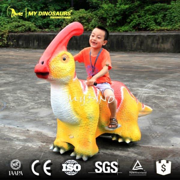 Parasaurolophus Dinosaur Scooter 1