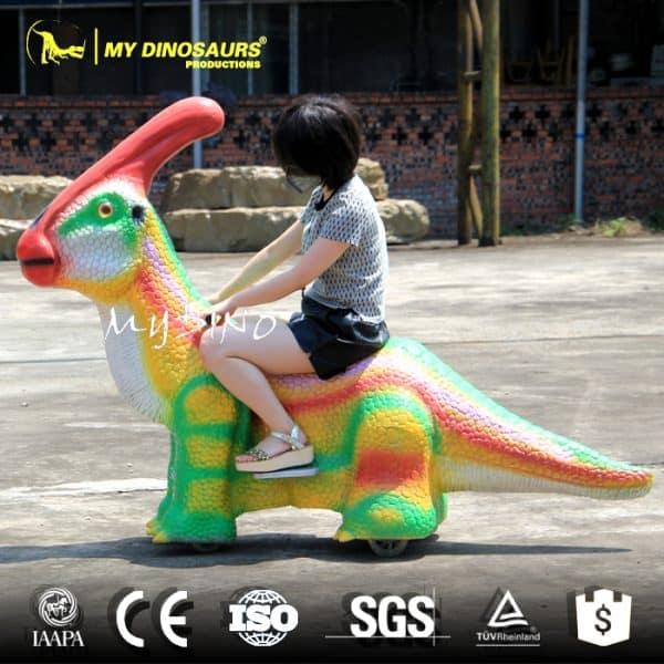 Parasaurolophus Dinosaur Scooter