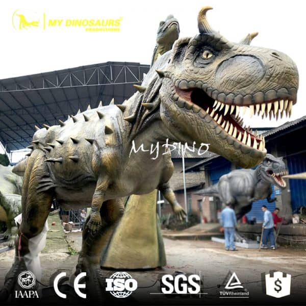 carnotaurus model 2