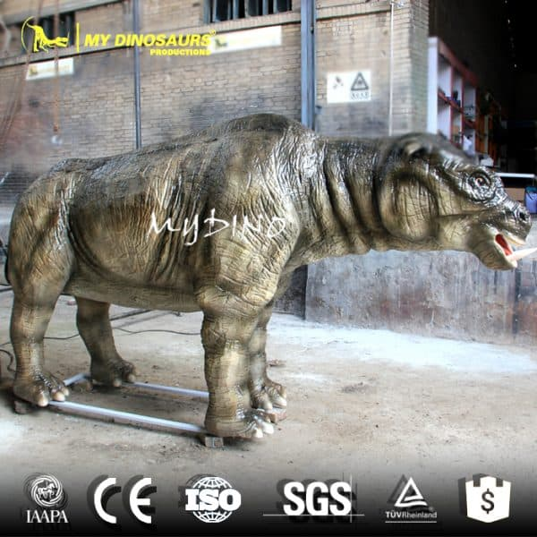 Animatronic Chilotherium 1