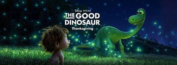The Good Dinosaur 65647 13606