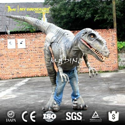 Velociraptor Costume 1