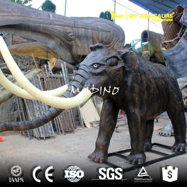 artificial mammoth model 1