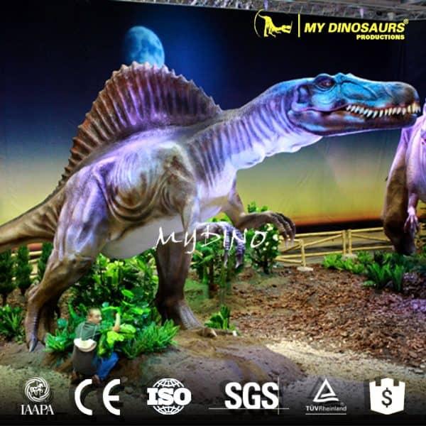 dinosaur animatronic spinosaurus 1