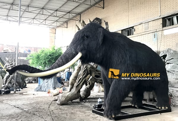 ice age animal mammoth