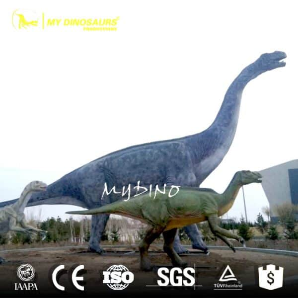 Dinosaur Sculpture 3