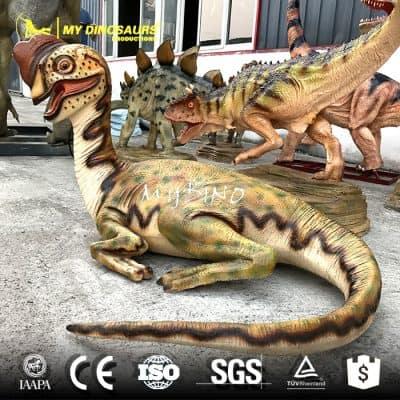 Dinosaur sculpture model 1