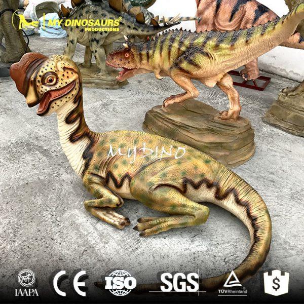 Dinosaur sculpture model 10