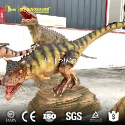 Dinosaur sculpture model 2