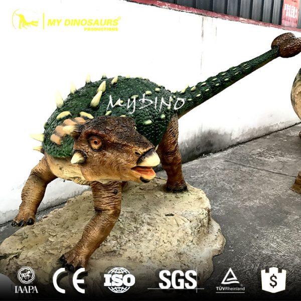 Dinosaur sculpture model 6