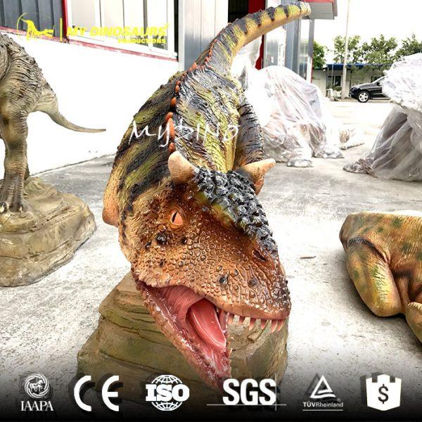 Dinosaur sculpture model 8