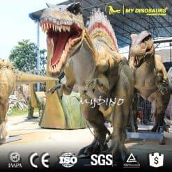 Life size Spinosaurus