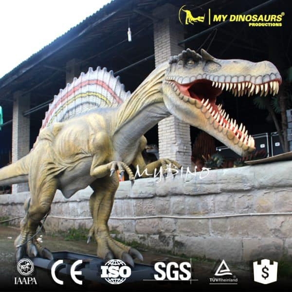 Park Mechanical Dinosaur Spinosaurus